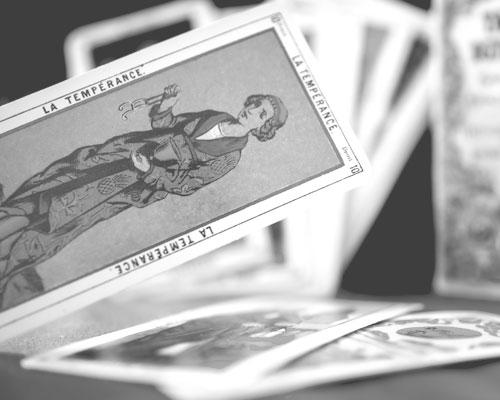 Andlig vägledning med Tarotkort