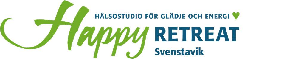 Happy Retreat Svenstavik logo