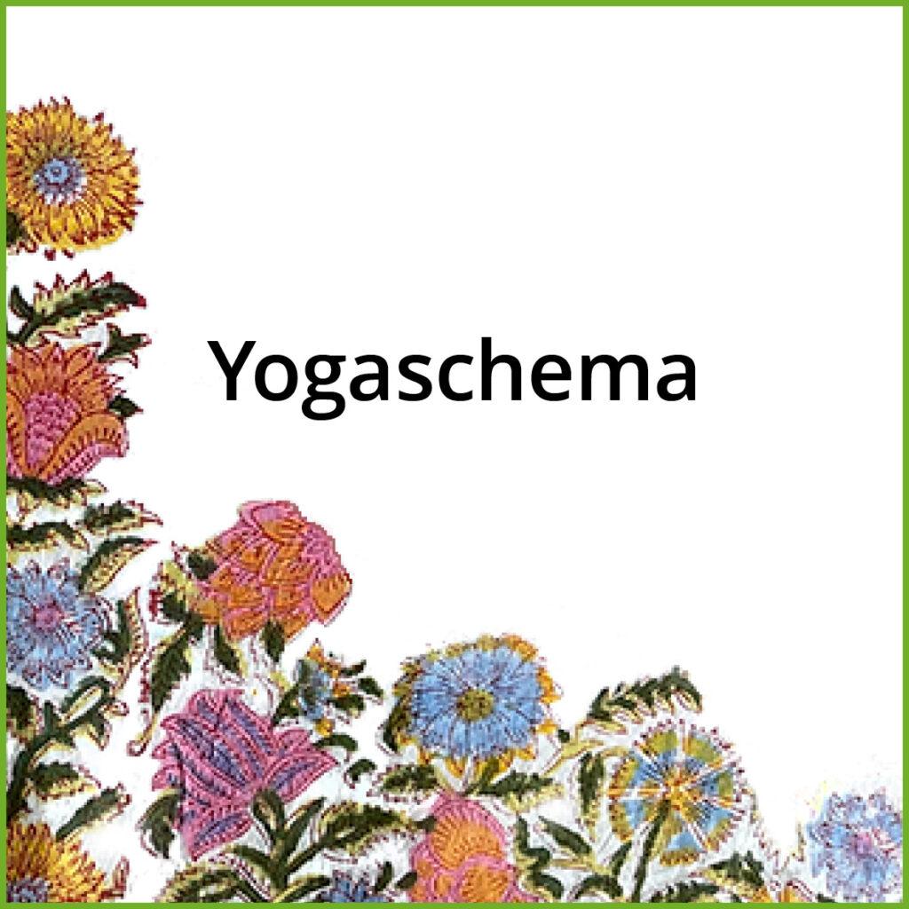 Yogaschema